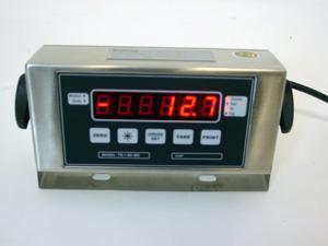 LW Measurements Digital Weight Indicator Washdown TR-1-NK-WD