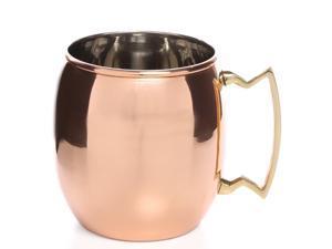 Moscow Mule Solid Copper Mug 18oz
