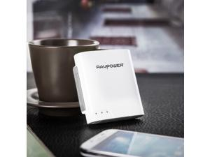 RAVPower RP-WD02 Wireless Filehub / Portable Travel Router - White