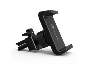 TaoTronics Car Phone Mount Holder, Car Holder for Air Vent, One Click Release Car Cradle for Android and iOS Smartphone