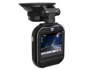 TaoTronics Car DVR Dash Cam 2K/30fps, 1080p/45fps, 400W Sensor, 160 Degrees Wide Angle Lens, 2 Inch Screen, Free 32GB SD Card, G-Sensor, Loop Recording