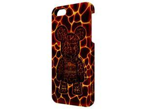Choicee X Qee for Apple iPhone 5 Cover Case with Screen Protector Flaming (Retail)