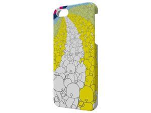 Choicee X Qee for Apple iPhone 5 Cover Case with Screen Protector Colorful Parade (Retail)