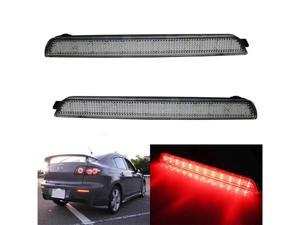 Mazda3 or Mazdaspeed3 Clear Lens LED Bumper Reflector Lights