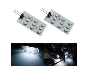 iJDMTOY 9-SMD Error Free LED Side Door Foot Area Courtesy Lights For Audi A6/S6 A7/S7 A8/S8 TT R8