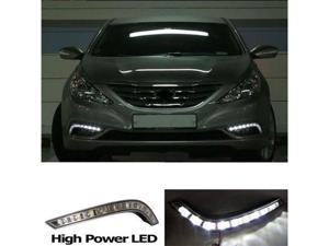 High Power Exact Fit LED Daytime Running Light Lamps for 2011-2014 Hyundai Sonata