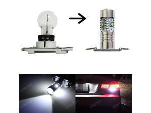 High Power 25W CREE XP-E PH16W LED Bulbs For 2011 and up BMW LCI E92 E93 Backup Lights