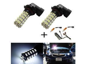 iJDMTOY Error Free 68-SMD 9005 LED Daytime Running Light Kit For Acura TSX TL RL RDX MDX Honda Accord Civic Pilot, etc