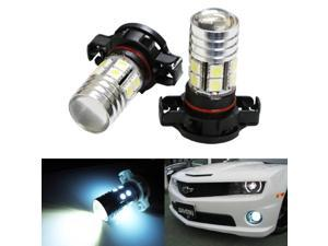 iJDMTOY CREE High Power SMD 5202 H16 LED Daytime Running Light Bulbs, Xenon White