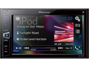 "Pioneer Mvh-Av290bt 6.2"" Double-Din In-Dash Digital Media A/v Receiver With Bluetooth(r)  11.00in. x 9.70in. x 6.40in."