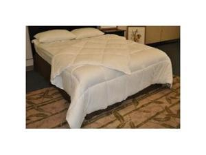 Natural Comfort Down Alternative Comforter Years Round Comfort - FULL