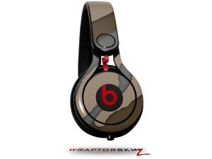 Camouflage Brown Decal Style Skin (fits genuine Beats Mixr Headphones - HEADPHONES NOT INCLUDED)