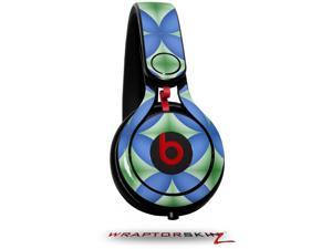 Kalidoscope 02 Decal Style Skin (fits genuine Beats Mixr Headphones - HEADPHONES NOT INCLUDED)