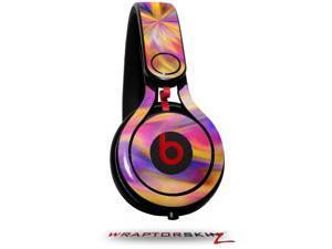 Tie Dye Pastel Decal Style Skin (fits genuine Beats Mixr Headphones - HEADPHONES NOT INCLUDED)