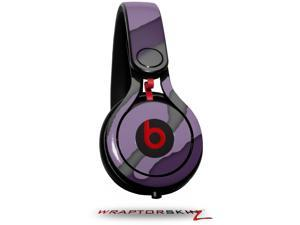 Camouflage Purple Decal Style Skin (fits genuine Beats Mixr Headphones - HEADPHONES NOT INCLUDED)