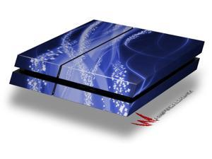 Mystic Vortex Blue - Decal Style Skin fits original PS4 Gaming Console