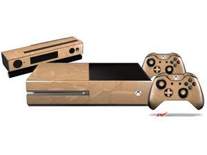 Bandages - Holiday Bundle Decal Style Skin Set fits XBOX One Console, Kinect and 2 Controllers (XBOX SYSTEM SOLD SEPARATELY)