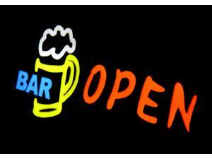 Ultra Bright LED Sign High Quality Neon LED Resin Sign Business Window Display