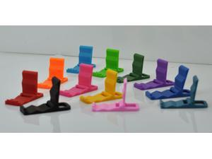 Foldable Mini Cell Phone Stand Holder Universal for iPhone 5/4/4S Samsung LG