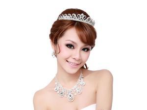 Simplicity Twinkling Kate Middleton Inspired Wedding Tiara Bridal Queen Crown Headband