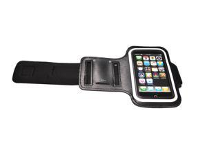 Running/Gym/Jogging Exercise Armband Pouch Case for Apple iPhone 5 - Black