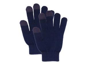 Bulk of 12 Pcs Smart Tech Gloves - Pair of Texting Gloves for Tapping on Touch Screen Phones, N