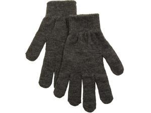 Fashion Winter Acrylic Solid color Fingers Outdoor Gloves