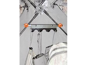 HME GROUND BLIND ACCESS. HOOKS