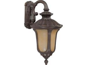 Nuvo Beaumont ES - 1 Light Small Wall - Arm Down - (1) 13w GU24 Lamp Included