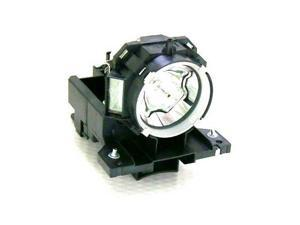 Hitachi CP-X705 LCD Projector Assembly with Original Ushio Projector Bulb