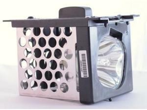 Original Osram TY-LA1500 Lamp & Housing for Panasonic TVs
