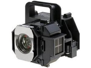Epson Powerlite Home Cinema 8350 Cage Lamp w/ 200W Original Osram P-VIP Bulb