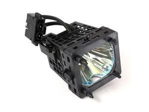 Sony XL-5200 TV Projector Lamp with OEM Philips Housing and UHP Bulb