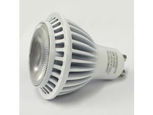 LUXRITE 7W LED MR16 GU10 Dimmable Soft White 3000k Flood Light Bulb