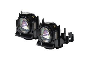Panasonic PT-DW6300ELS Projector OEM Compatible Twin-Pack Original Phoenix Bulbs