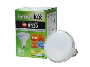 4 Pack - High Quality LED 11w Dimmable BR30 Daylight Wide Flood Light Bulb