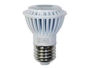 LUXRITE 7W PAR16 Dimmable LED Flood 5000K Bright White Bulb