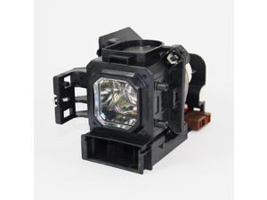 Canon LV7265 LCD Projector Assembly with OEM Original Ushio Bulb