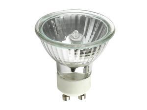 BulbAmerica 50 watts 120v MR16 EXN GU10 FL FG Halogen Light Bulb