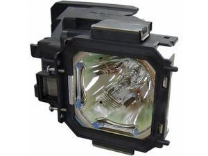 Sanyo 6103358093 Projector Lamp Cage Assembly with High Quality Original Bulb