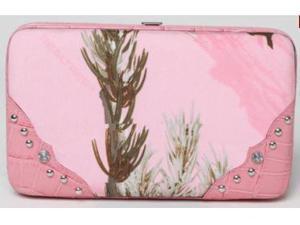 Realtree Camo AP ® Pink Wallet