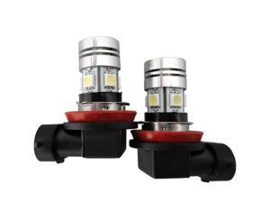 H8/H9/H11 White LED Bulbs