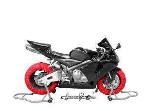 Motorcycle Tire Tyre Warmers In Size 110-120/160 CBR Ninja GSXR R6 R1 ZX6R ZX10R