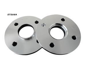 Aluminum Wheel Spacers 4x100 54.1 10mm Adapter Pair