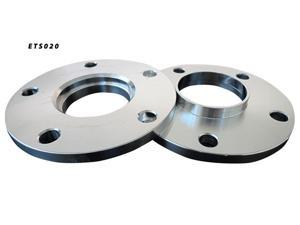 Aluminum Wheel Spacers 5x114.3 64.1 15mm Adapter Pair
