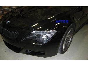 BMW 645Ci 650i M6 2004-2011 Corner Lights Euro Overlay Vinyl Sticker
