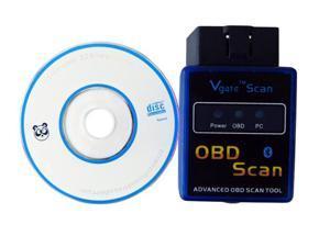 V1.5 Super Mini ELM327 OBD2 OBD-II Bluetooth CAN-BUS Auto Diagnostic Tool