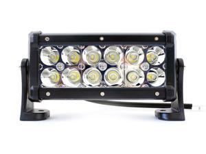 AGT MT-36W LED Light Bar Light Rail Spot Flood For 4x4 Off Road Baja Trucks Auxiliary