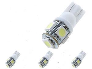 LED replacements for Malibu Landscape light 5 LED SMD SMT 194 T10 Wedge Base Cool White 12V DC/AC 1407WW