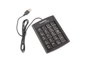 USB 19 keys Numeric Number Keypad Keyboard For Laptop